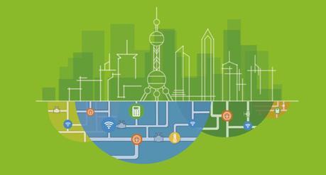 智慧城市管网